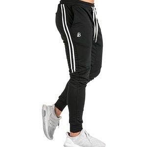 0797 Men's Joggers Track Gym Sweat Pants